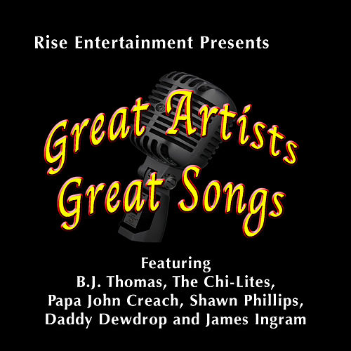 Great Artists Great Songs de Various Artists