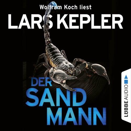 Der Sandmann von Lars Kepler