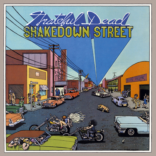 Shakedown Street von Grateful Dead