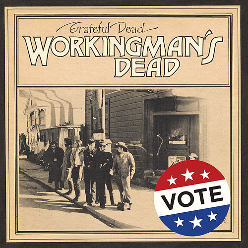Workingman's Dead von Grateful Dead