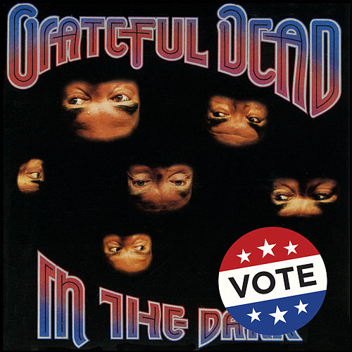 In The Dark von Grateful Dead