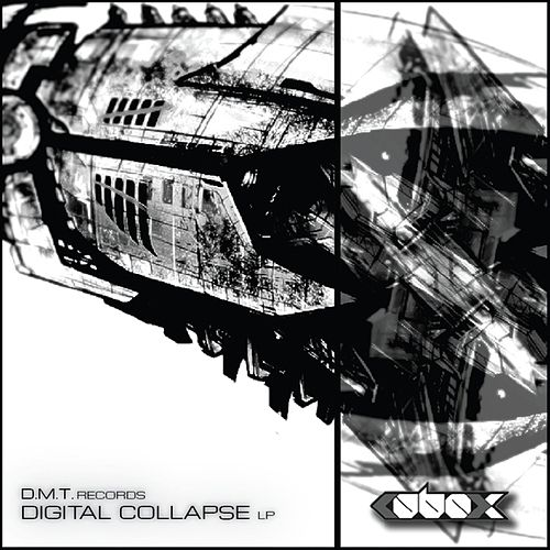 Digital Collapse by Cubex