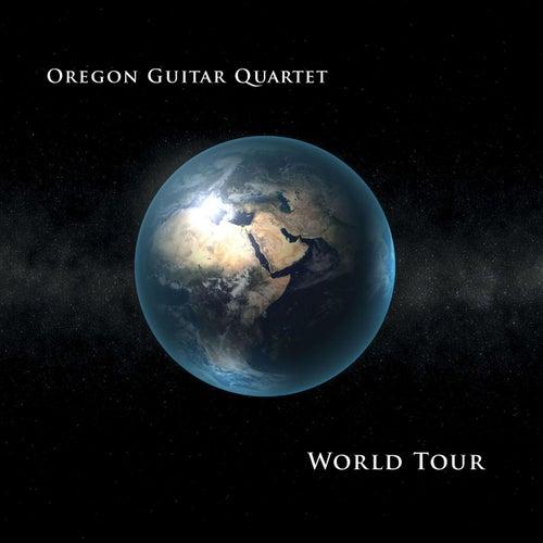 World Tour by Jesse McCann
