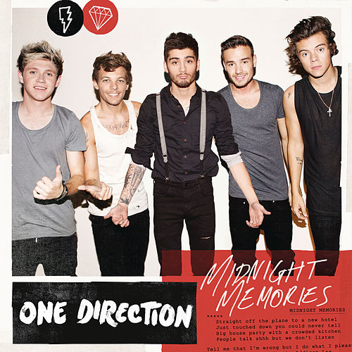 Midnight Memories by One Direction
