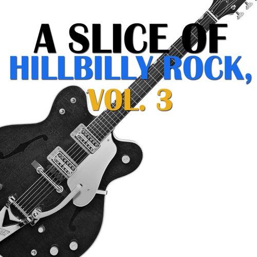 A Slice of Hillbilly Rock, Vol. 3 de Various Artists