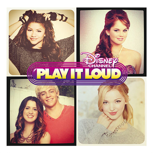 Disney Channel Play It Loud von Various Artists