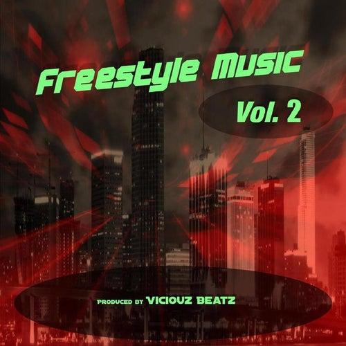 Freestyle Music, Vol. 2 von Viciouz Beatz