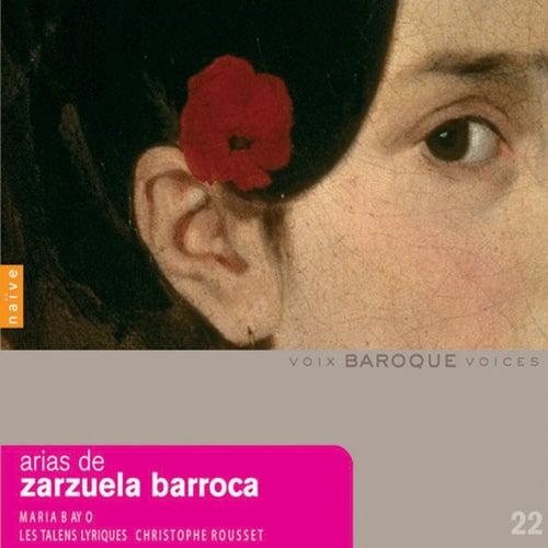 Boccherini, Soler, Nebra & Hita: Arias de zarzuela barroca von María Bayo