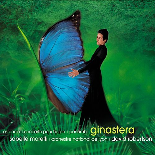Ginastera: Concerto for Harp, Glosses, Estancia & Panambi Suites von Orchestre national de Lyon