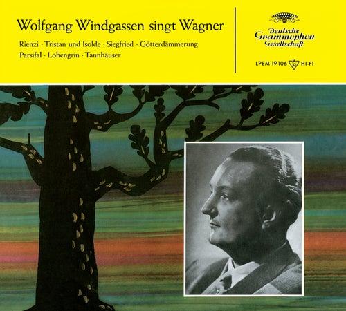 Wolfgang Windgassen sings Wagner by Wolfgang Windgassen