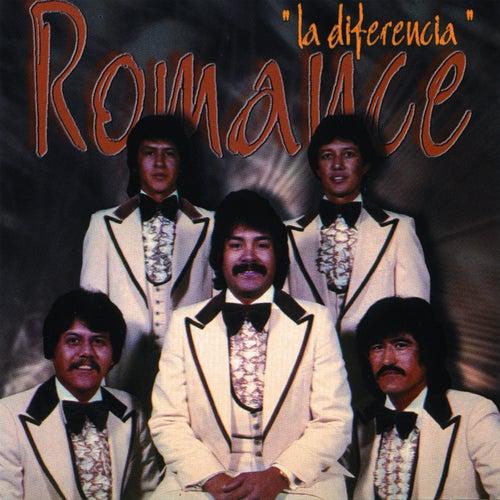 La Diferncia von Romance (Electronica)