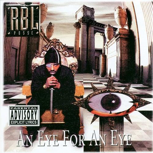 An Eye For An Eye von R.B.L. Posse