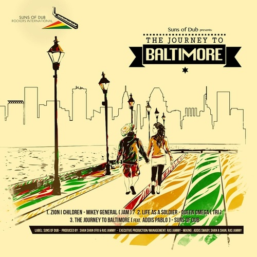 The Journey to Baltimore by Suns of Dub