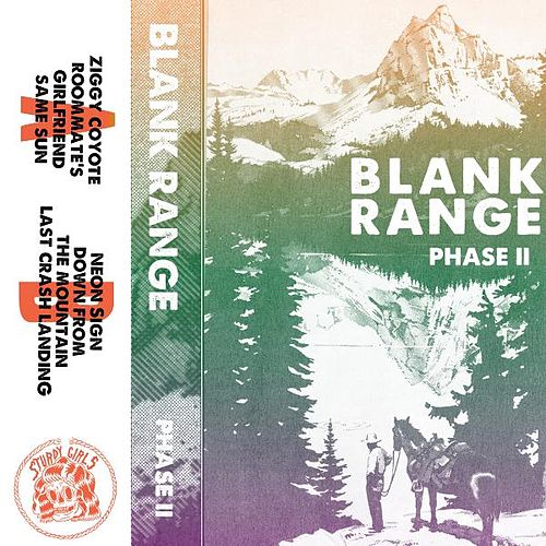 Phase II EP by Blank Range