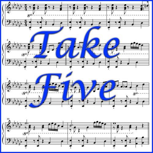 Take Five von Various Artists