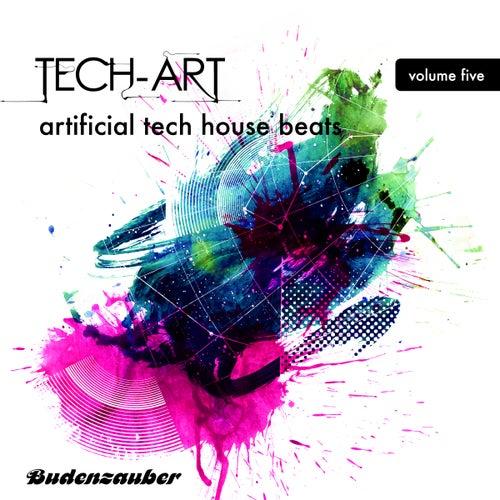 Tech-Art, Vol. 5 - Artificial Tech House Beats von Various Artists