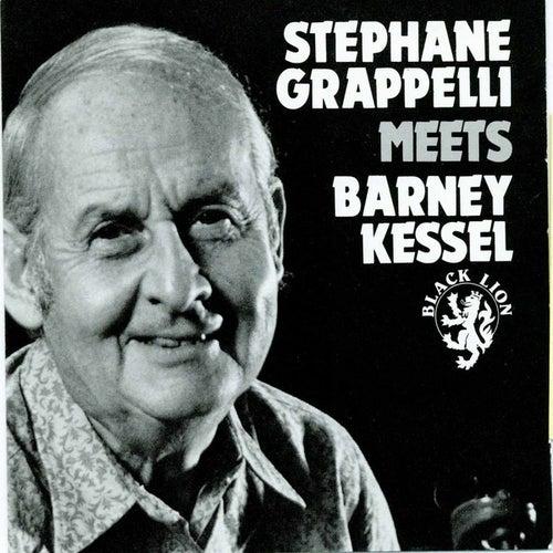 Meets Barney Kessel de Stephane Grappelli