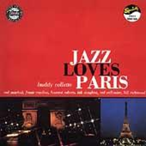 Jazz Loves Paris by Buddy Collette