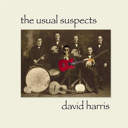 The Usual Suspects by David Harris