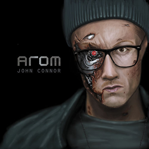 John Connor by Arom