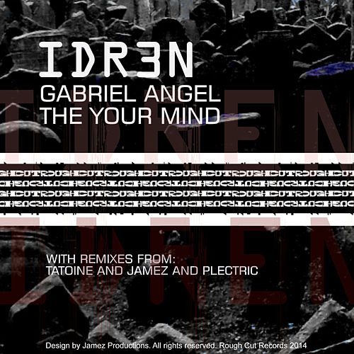 Gabriel Angel EP by Idr3n