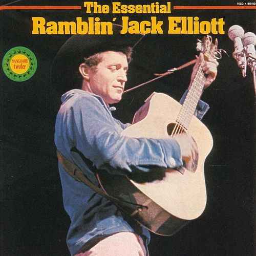 The Essential by Ramblin' Jack Elliott