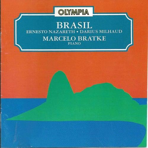 Ernesto Nazareth & Darius Milhaud: Brasil de Marcelo Bratke