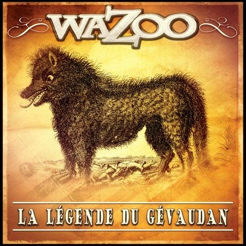 La légende du Gévaudan by Wazoo