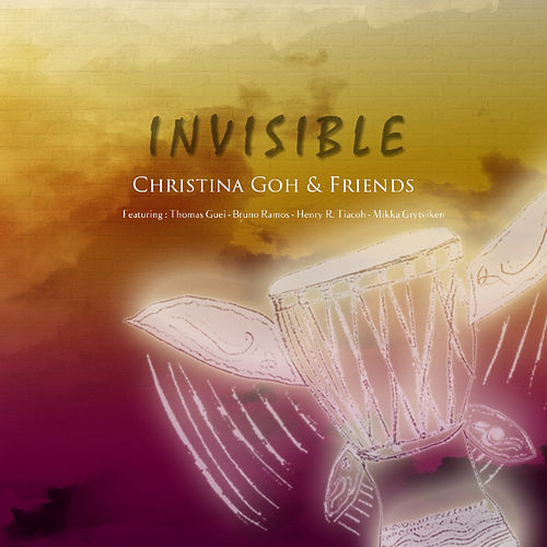 Invisible EP fra Christina Goh