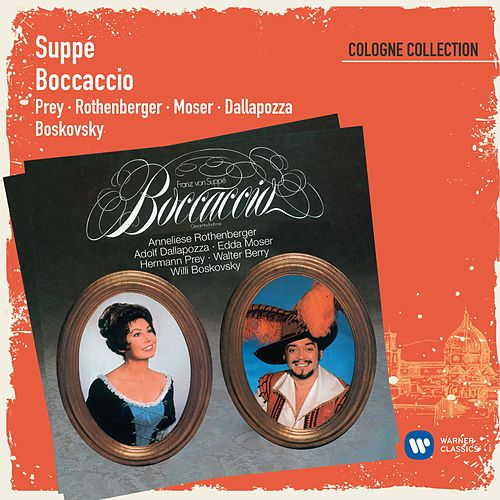 Suppé: Boccaccio (Cologne Collection) von Hermann Prey