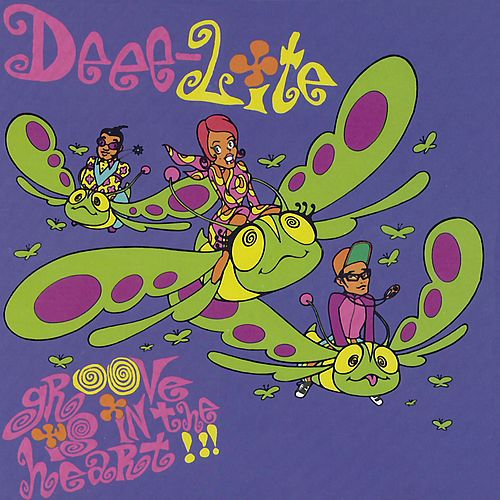 Groove Is In The Heart EP de Deee-Lite