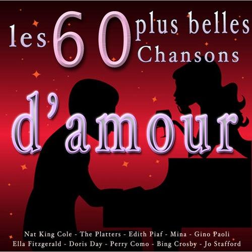 Les 60 plus belles chansons d'amour (Les Plus Grandes Voix) by Various Artists