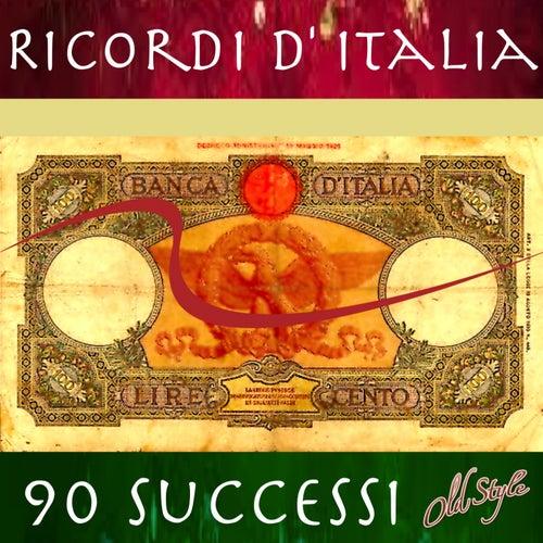 Ricordi d'Italia: 90 Successi de Various Artists