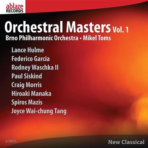 Orchestral Masters, Vol. 1 by Brno Philharmonic Orchestra