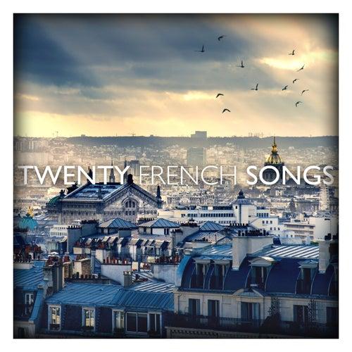 Twenty French Songs de Various Artists