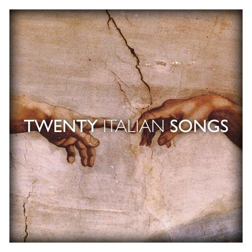 Twenty Italian Songs von Various Artists