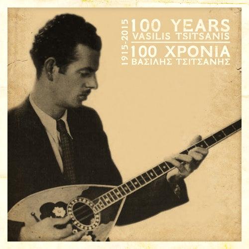 100 Years Vasilis Tsitsanis by Vasilis Tsitsanis (Βασίλης Τσιτσάνης)