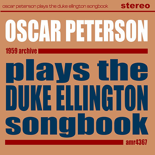 Plays the Duke Ellington Songbook fra Oscar Peterson