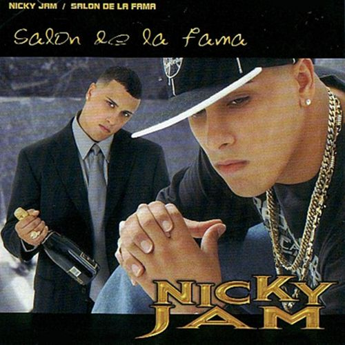 Salon De La Fama de Nicky Jam
