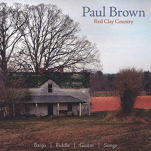 Red Clay Country by Paul Brown