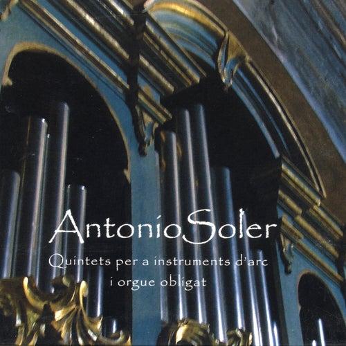 Quintets per a instrumets d'arc i orgue obligat (Vol. 1) von Alba