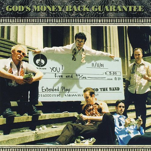 God's Money Back Guarantee by God the Band