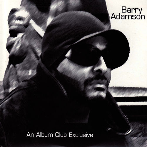 An Album Club Exclusive by Barry Adamson