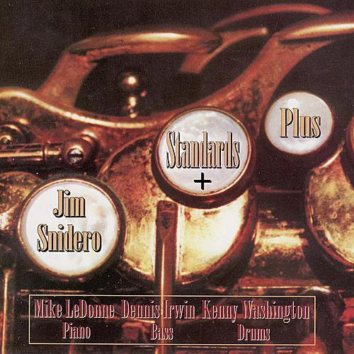 Standards + Plus by Jim Snidero