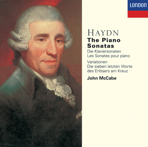 Haydn: The Piano Sonatas/Variations/The Seven Last Words de John McCabe