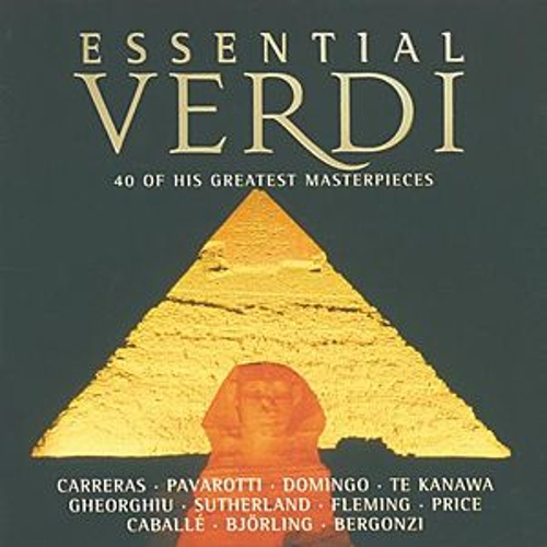 Essential Verdi di Various Artists