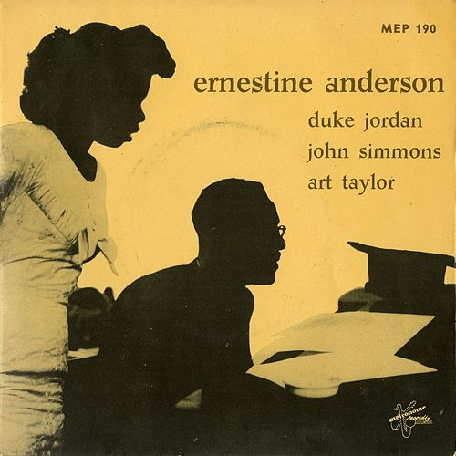 Zing! Went The Strings Of My Heart by Ernestine Anderson