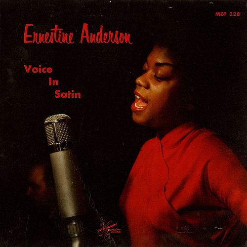 Voice In Satin by Ernestine Anderson