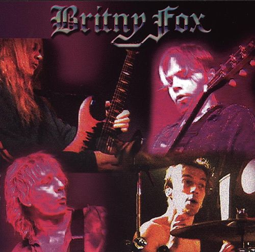 Long Way To Live! by Britny Fox