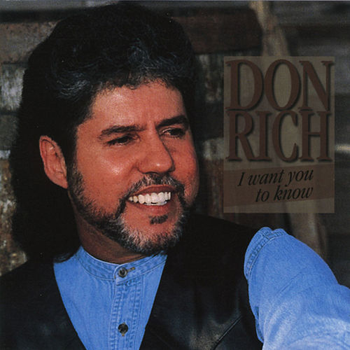 I Want You to Know by Don Rich